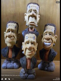 Frankensteins loved carving one of these thanks M.U.