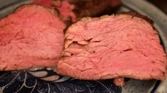 Sous-vide-Garen: Richtige Garzeit - My list of the most healthy food recipes Sous Vide Cooking, Cooking Chef, Cooking Time, Beef Recipes, Snack Recipes, Angus Steak, A Food, Food And Drink, Beef Fillet