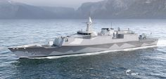 VENATOR-110 general purpose light frigate: the flexible warship platform from BMT able to meet the breadth of Navy or Coastguard needs and budgets.
