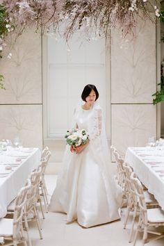 An Intimate Winter Wedding At Somerset House (BridesMagazine.co.uk)