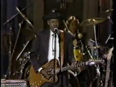 Clarence Gatemouth Brown - Born In Louisiana (Live From Austin TX) - YouTube