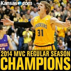 So proud of our Shocker Men!