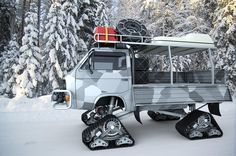 snow season VW