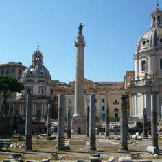 COLUMNA DE TRAJANO-ROMA-28 joyas arqueológicas que los romanos dejaron en Europa (FOTOS)
