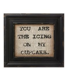 Love this 'Icing on My Cupcake'