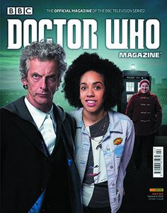 Packed with exclusive photos and interviews, of DWM looks forward to the 2016 Christmas Special and is packed to the brim with bonus seasonal treats! Plus, The Fact of Fiction puts a Christmas story u