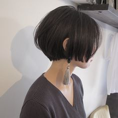 78 Bob Hairstyles To Inspire You To Go For The Chop - Hairstyles Trends Bob Haircuts For Women, Short Bob Haircuts, Girl Haircuts, Short Hairstyles For Women, Hairstyles With Bangs, Girl Short Hair, Short Hair Cuts, Short Hair Styles, Above Shoulder Length Hair