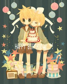 Vocaloid, Kaito, Len Y Rin, Kagamine Rin And Len, Anime Chibi, Anime Art, Im Falling In Love, Mikuo, Your Lie In April