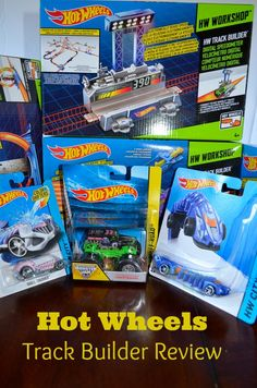 Hot Wheels Track Builder Review| Create Your Own Awesome Hot Wheels Tracks! | MyKidsGuide.com