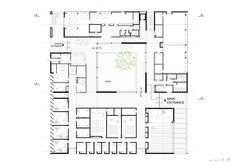 Concrete Architecture, School Architecture, Architecture Plan, Contemporary Architecture, Ideal Tools, Design Strategy, Flat Roof, Glass Texture, Photo Essay