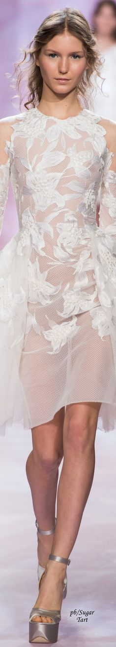 Edition by Georges Chakra - Spring 2017 Couture