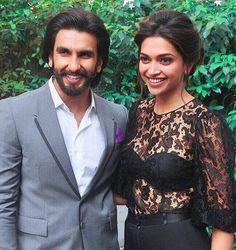 Deepika Padukone e Ranveer Singh