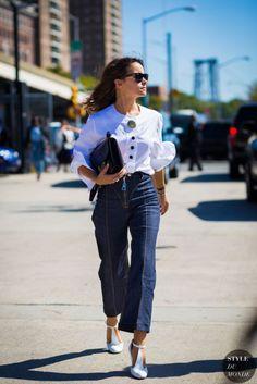 Diario de Estilo » Street Style: Denim, adáptalo a tu estilo