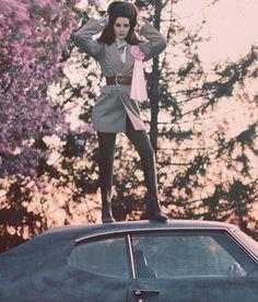 Lana Del Rey for V Magazine 2017