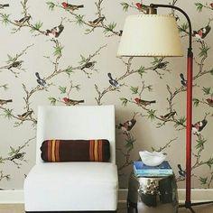 17 best wall papers images in 2014 wallpaper designer - Gaston y daniela papel pintado ...