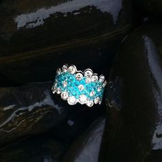 Did you know? Aquamarine is said to ensure a long, happy marriage. Would you make this ring your something blue? Featured Style: LP2269