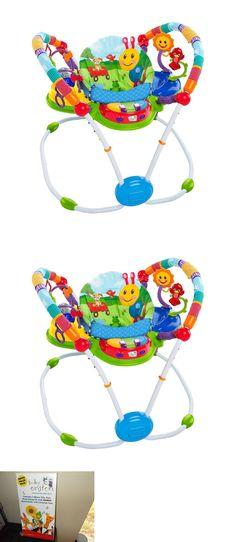 6527da216eff FISHER PRICE JUMPER GO WILD JUMPEROO Baby Toddler Music Lights ...