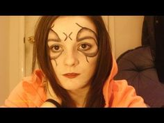 Doctor Who ♦ The Fires of Pompeii ♦ Soothsayer Makeup Tutorial. This is awesome! I so want to try this!