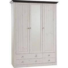 white wooden wardrobe - Google Search
