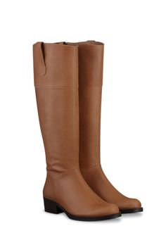 Boots in up to 21 calf sizes & shoes and ankle boots in 3 widths. Style is nothing without fit.