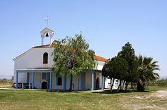 perivleptos: Ι.Ν. Αγιου Δημητρίου στην Χαλάστρα