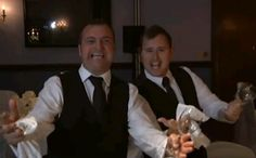 I checked out Singing Waiters on Lish, £800.00