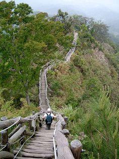 Dakeng Scenic Trails - Taichung, Taiwan