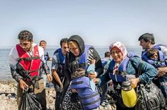Refugee arrivals in Greece rise dramatically   www.unhcr.ch