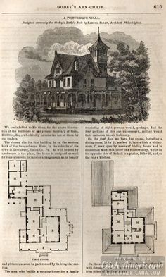 antique-home-floorplans-1862-godeys-ladys-book (4)