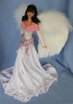 Pink Awareness Barbie