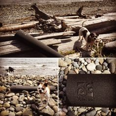 Beachside yoga on the Square36 6'x4' yoga mat. The dogs love this mat! Ideal for yoga anywhere! #yoga #yogi #yogapose #yogaeverydamnday #yogaeverywhere #yogainspiration #yogapractice #yogagram #yogalove #yogalife #beach #fitness #mat #yogamat #square36mats #yogadog #exercise #ocean #dogsofinstagram