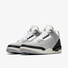 4d0fe499670 136064-006 Air Jordan 3 Chlorophyll Tinker grailify (2) Air Jordan 3,