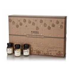 A splendid Advent Calendar filled to the brim with 24 of the finest Tequilas from both artisan and world-renowned producers. Expect to discover expertly-made blancos and superbly matured extra añejos alike in this box of treats.