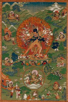 Kalachakra Late 18th century AC 1952.33