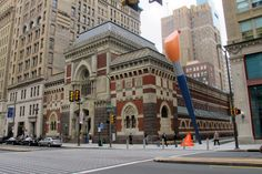 Historic Landmark Building and Lenfest Plaza at PAFA - Pennsylvania Academy of the Fine Arts