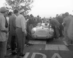 1954 Panamericana Porsche 550