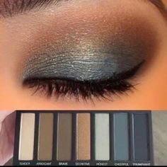 Moodstruck Addiction Palette #4. Younique.