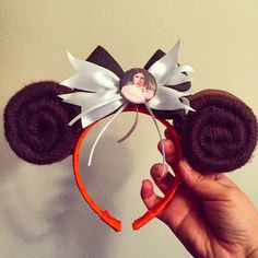 A personal favorite from my Etsy shop https://www.etsy.com/listing/226000009/princess-leia-mickey-ears