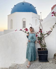 The Cutest Hijab Fashion Summer Dresses -image: @fusionfashionista - Are You Looking For Cute Summer Long Dresses, Then You Are In The Right Place. Keep Reading To Get Ideas On Long Dresses Hijab, Long Dress Hijab Simple, Long Dress Hijab Party, Long Dress Casual, Hijab Long Dress Muslim Modest Fashion, Hijab Long Dress Gowns, Long Dress Casual Summer And Much More. #hijab #hijabdress #longdresseswithsleeves #hijabfashion #summerstyle #modestdresses #hijabinspiration