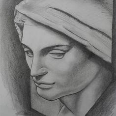 "Nilson De La Ossa en Instagram: ""Statue #michelangelo #art #art #pencildrawing #tattoo #drawing #tattoolove #instagood #renaissance #statue #claroscuro #realisticdrawing…"" Renaissance, Realistic Drawings, Michelangelo, Pencil Drawings, Tattoo, Portrait, Instagram, Art, Chiaroscuro"