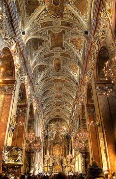 Czestochowa bazylika Poland by arjuna_zbycho, via Flickr