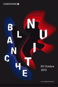 Poster for the event NUIT BLANCHE