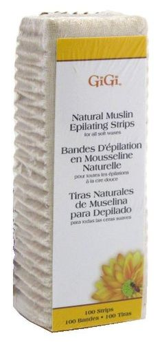 Gigi Natural Muslin Epilating Strips,... $2.89 #bestseller