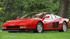 Ferrari Testarossa- 1984/1992