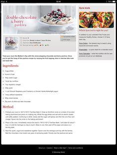 Pavlova Pavlova, Free Food, Cake Recipes, Berries, Chocolate, Healthy, Easy Cake Recipes, Bury, Chocolates