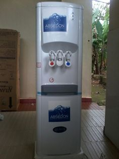 ABSIEDON Hot and Cold dispenser with RO Purifier.