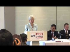100 CEO Leaders in STEM - Google Hangout on Sept. 25th #stem100ceos