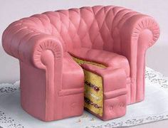 Sofa Cake... enjoy comfort!