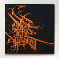 Graff on Canvas