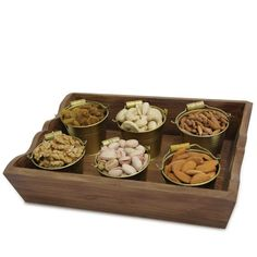Dry Fruits In A Tray- Online Navratri Gifts